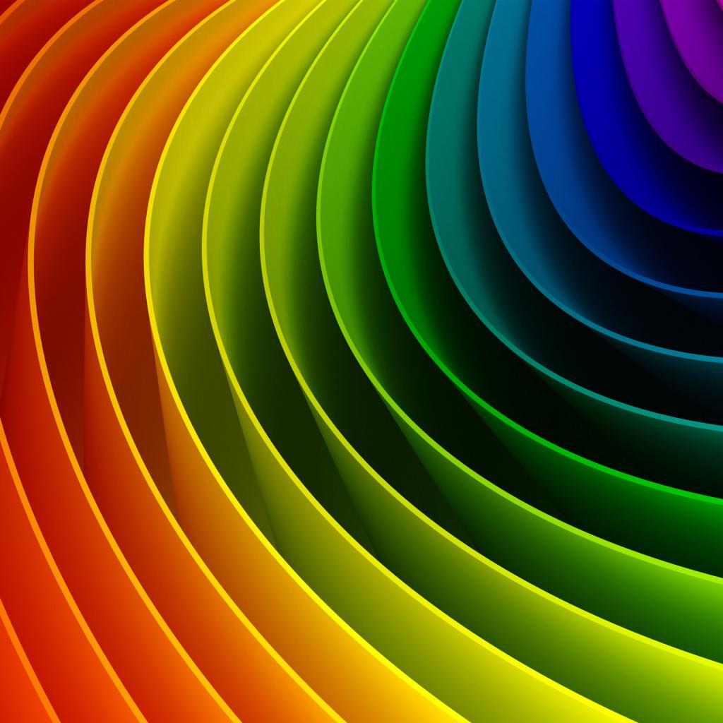 colorful spectrum colors - photo #29
