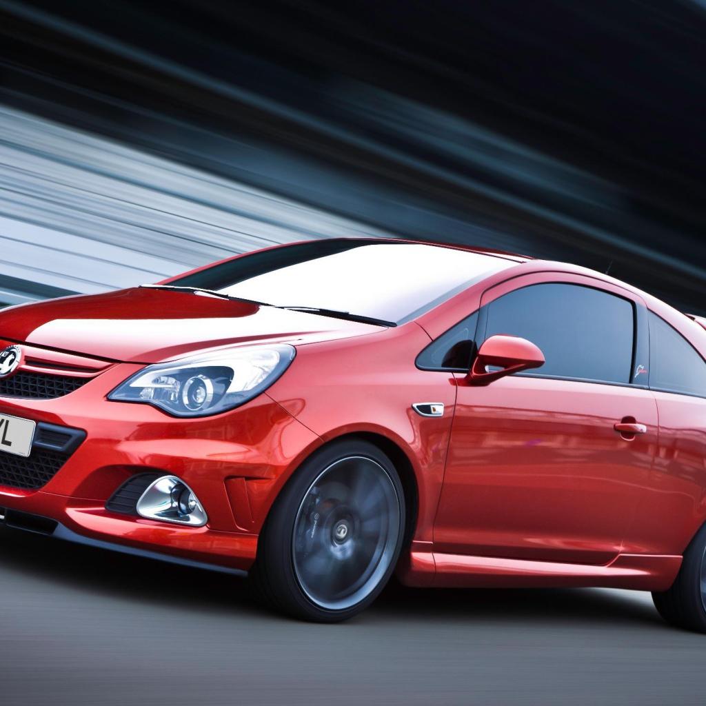 New Car Opel Corsa Desktop Wallpapers 1024x1024