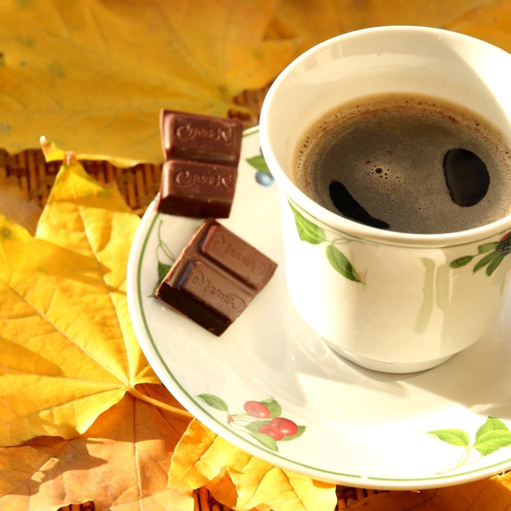 конец четверти, картинки осень кофе и шоколад жо?та
