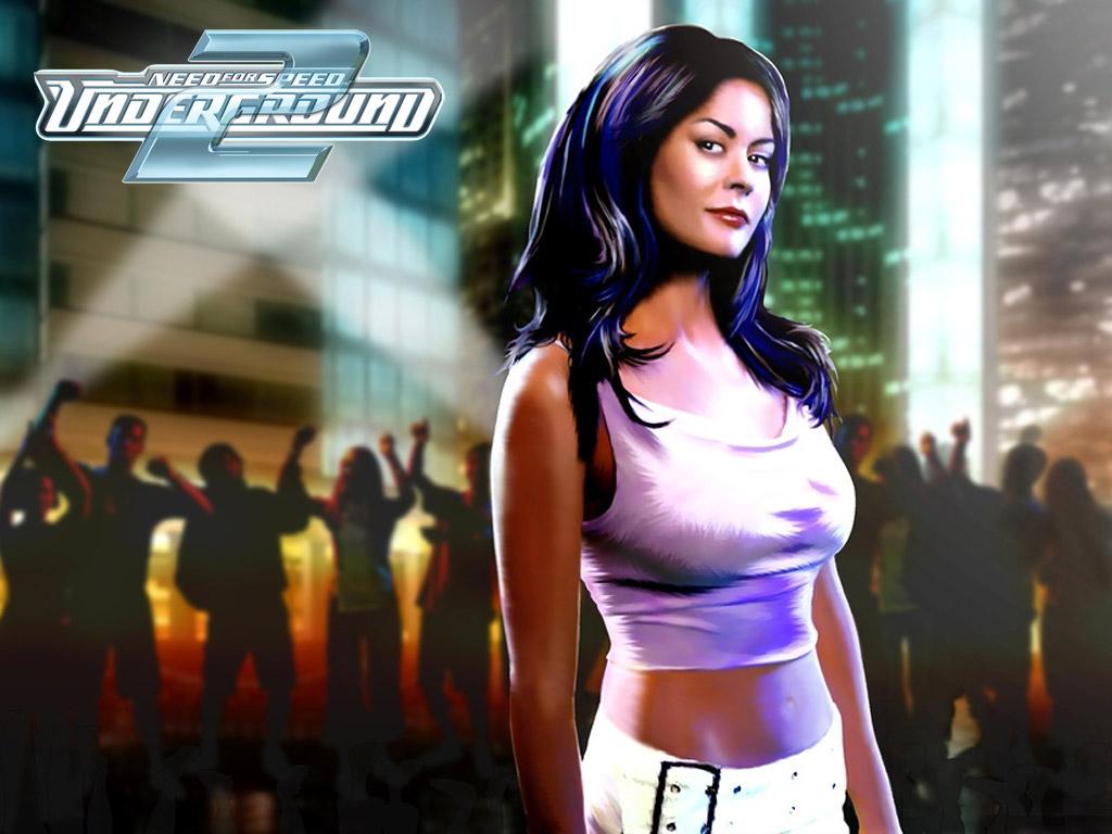 Need For Speed Underground 2 Desktop Wallpapers 1024x768