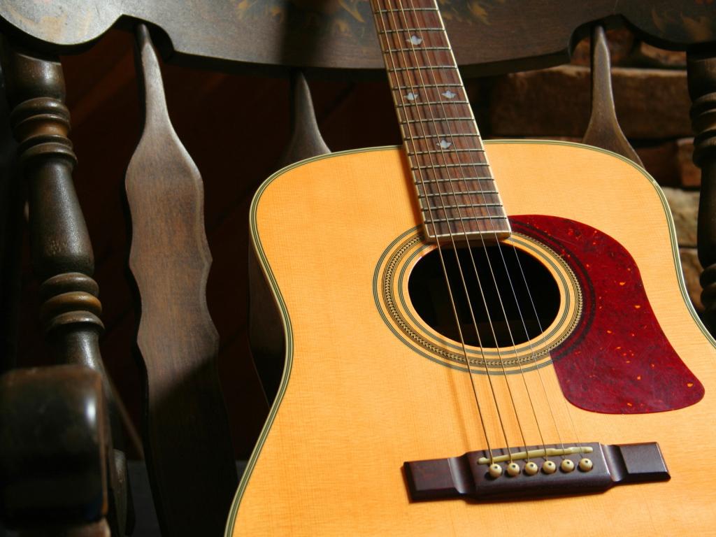 Music Guitar wallpaper.