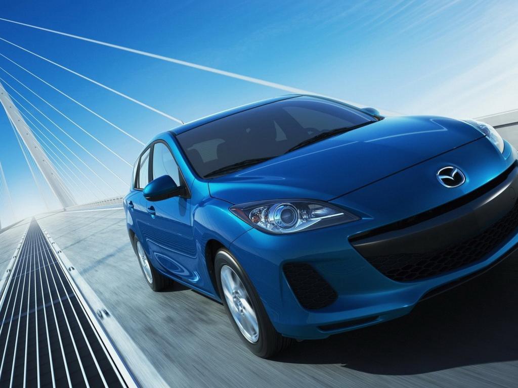 2012 Mazda 3 Image.