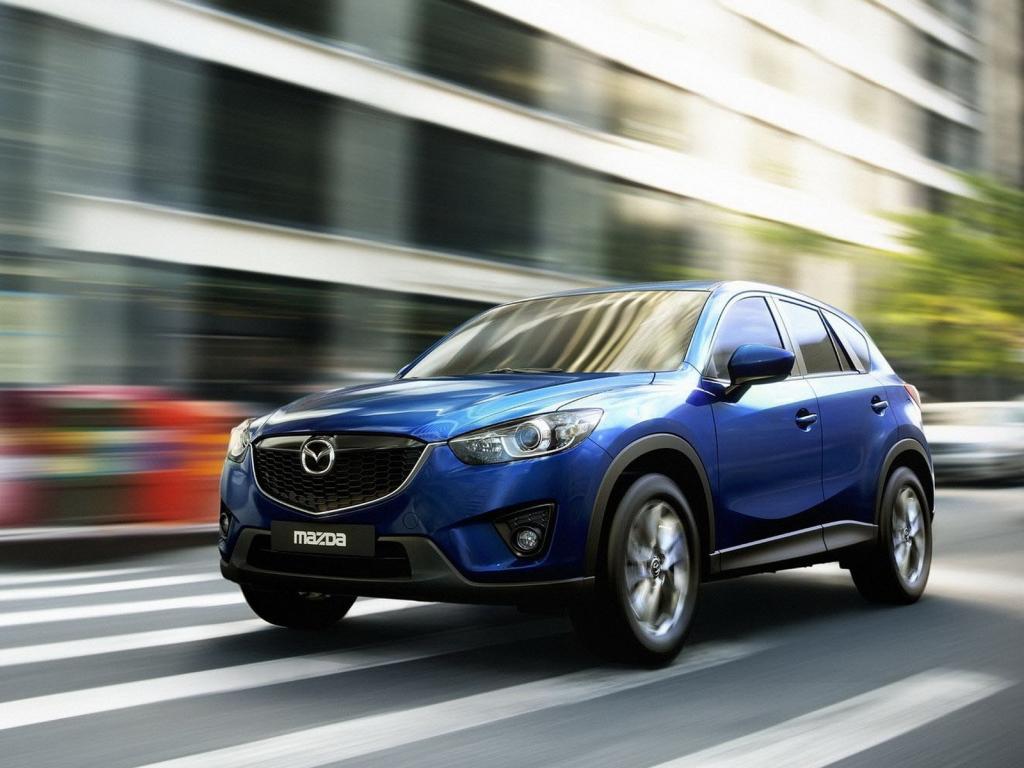 Фотографии Mazda CX-5 Фотогр…