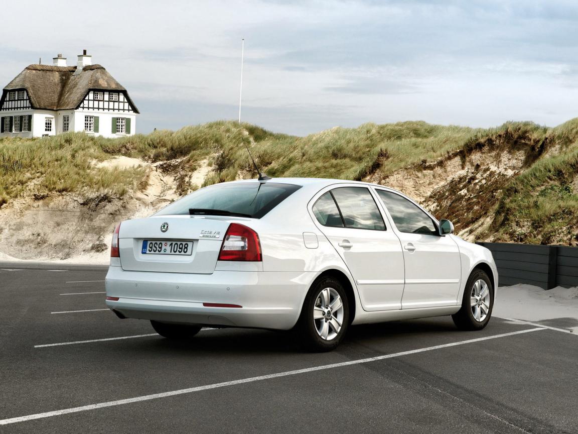 Фотография автомобиля Skoda Octa…
