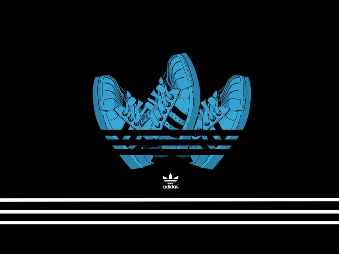 adidas logo 2012 desktop wallpapers 1152x864