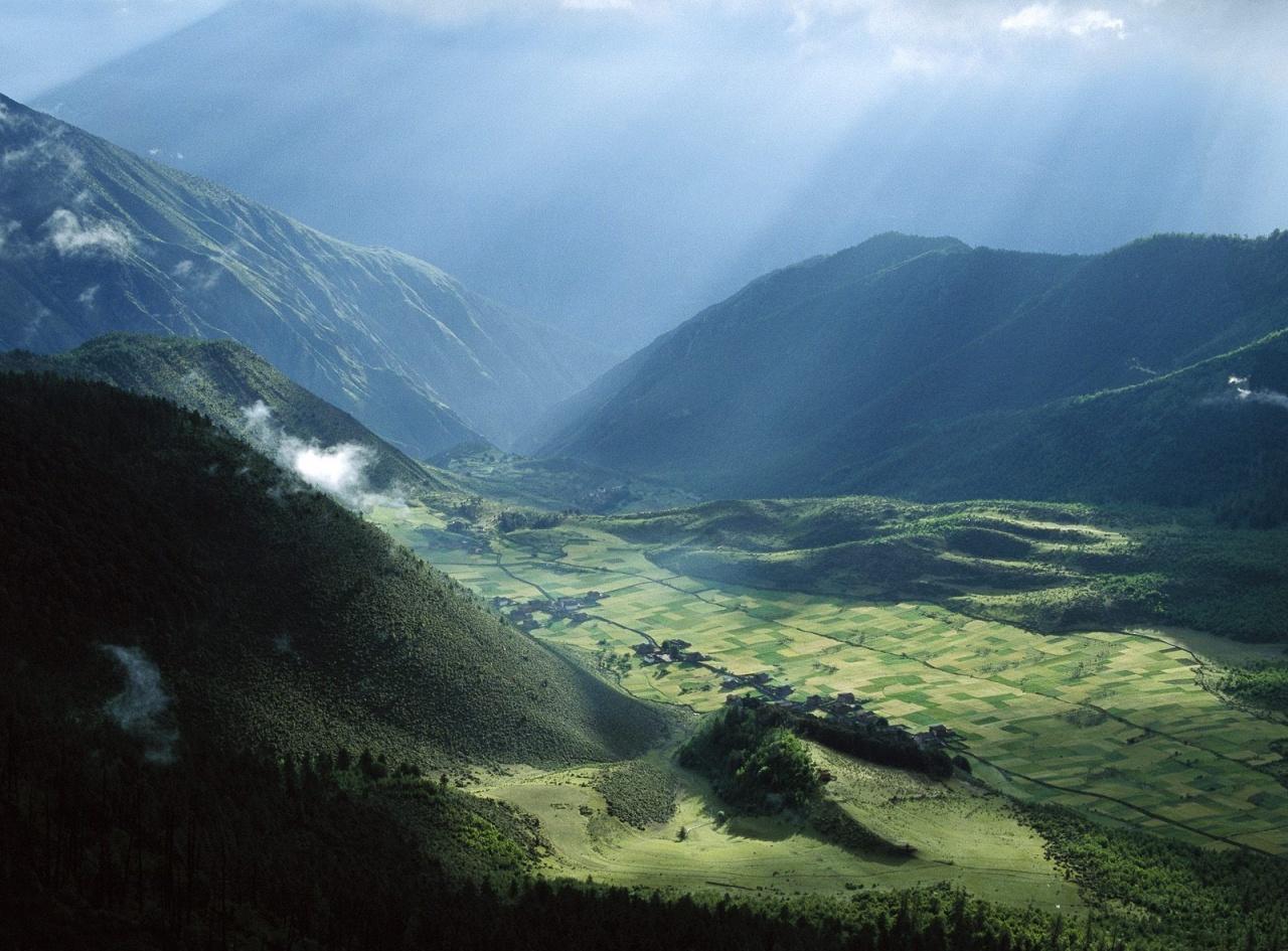 Тибета обои для рабочего стола 1280x1024