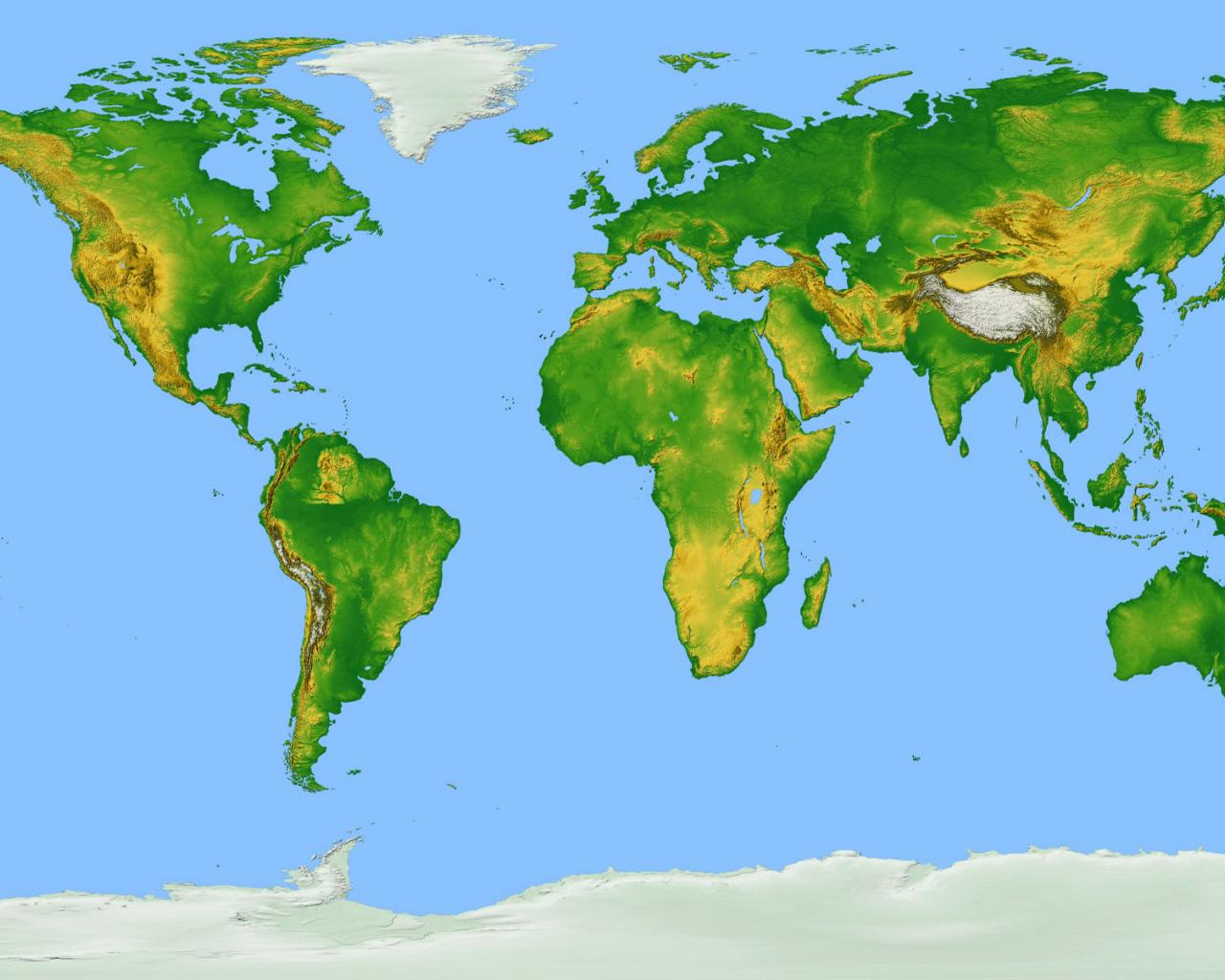 картинки земли континенты картинка добрым утром