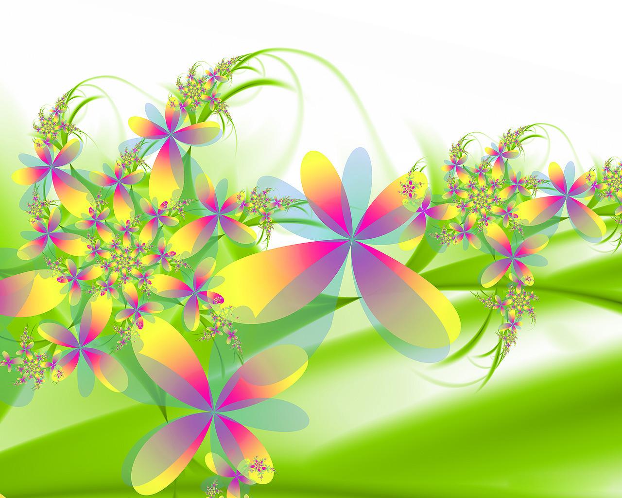 Flowers desktop wallpapers 1280x1024 - Flower wallpaper 3d pic ...