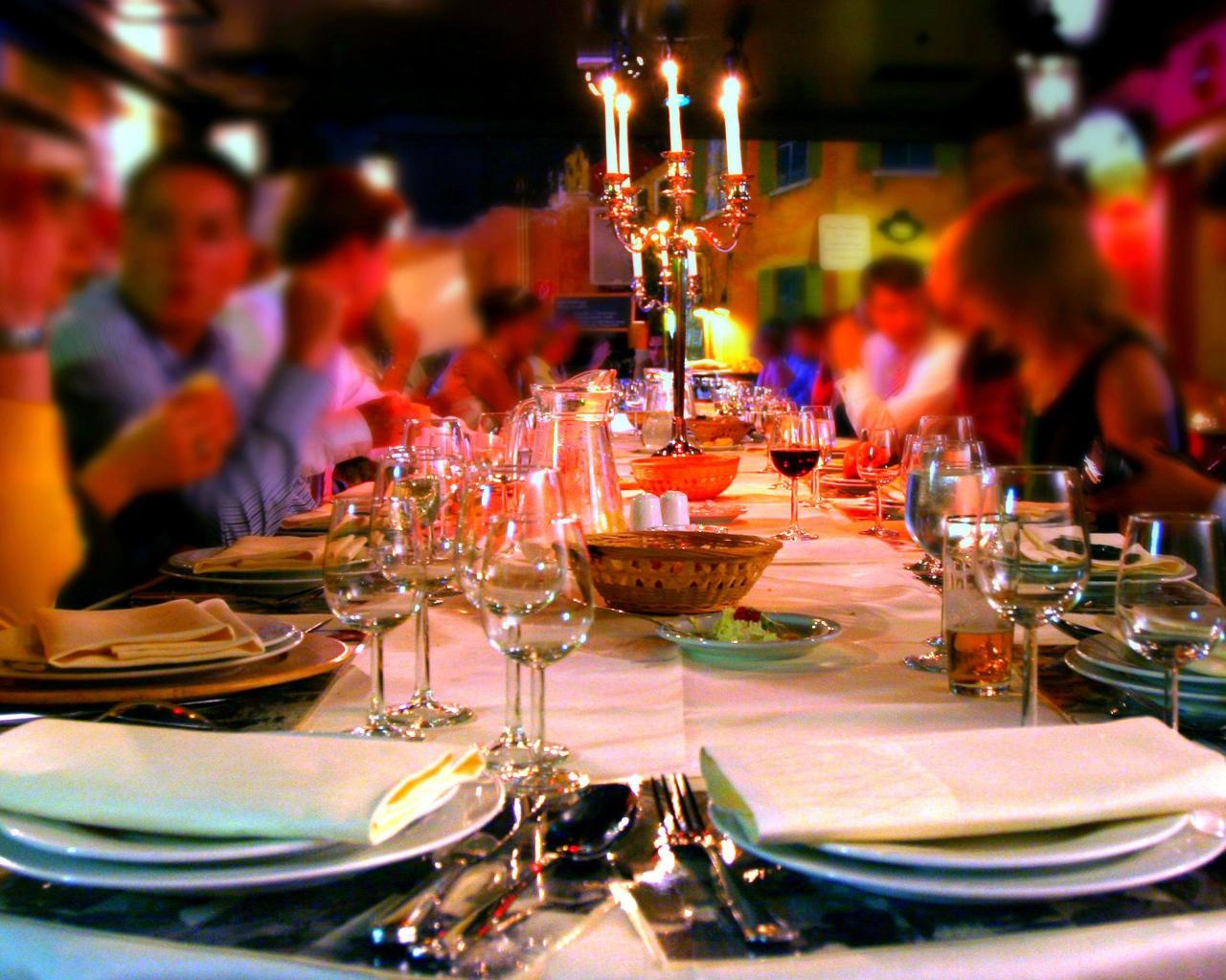 Рестораны на новый год недорого