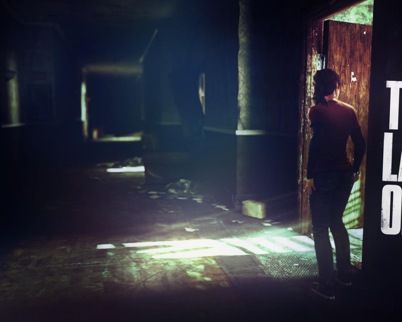 The Last Of Us Feeling Alone Desktop Wallpapers 1280x1024