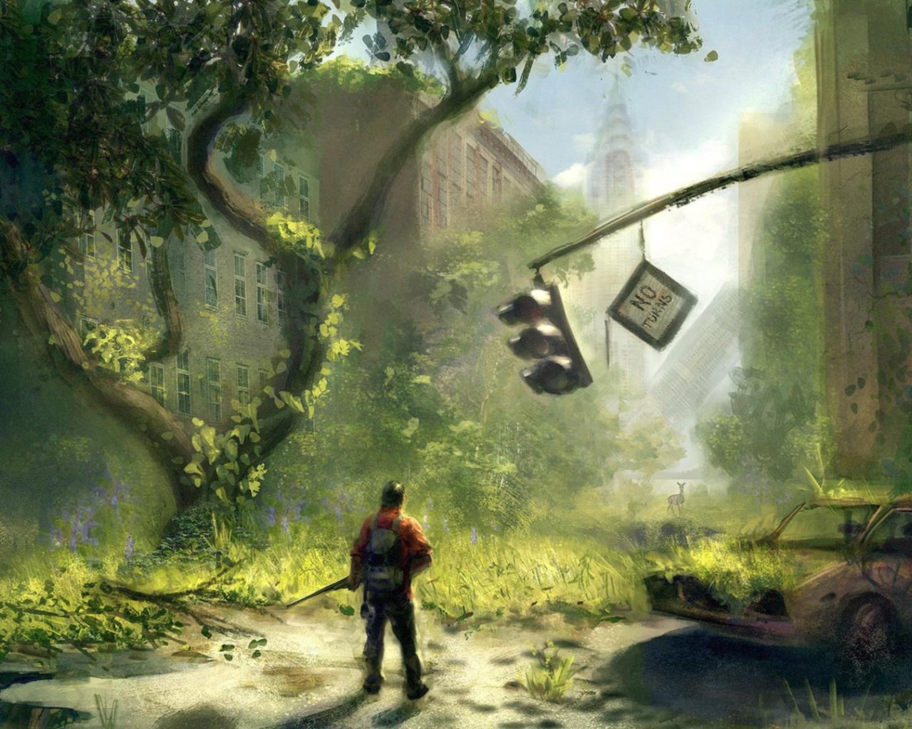 The Last Of Us Desktop Wallpapers 1280x1024