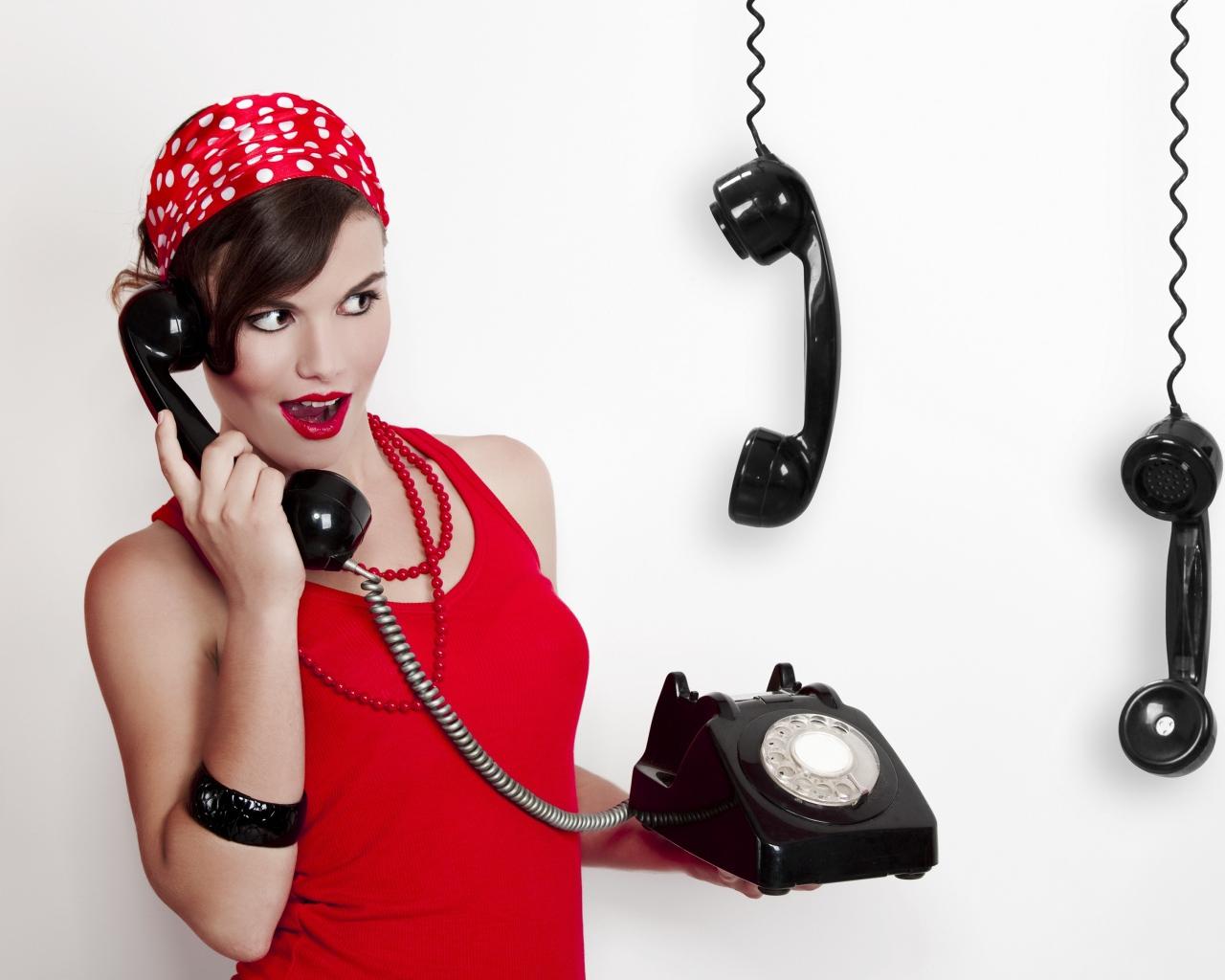 черные парни вызывали по телефону девушку - 11