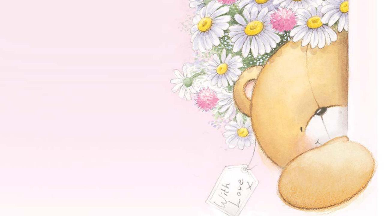 Удачи работе, открытки милые с 8 марта