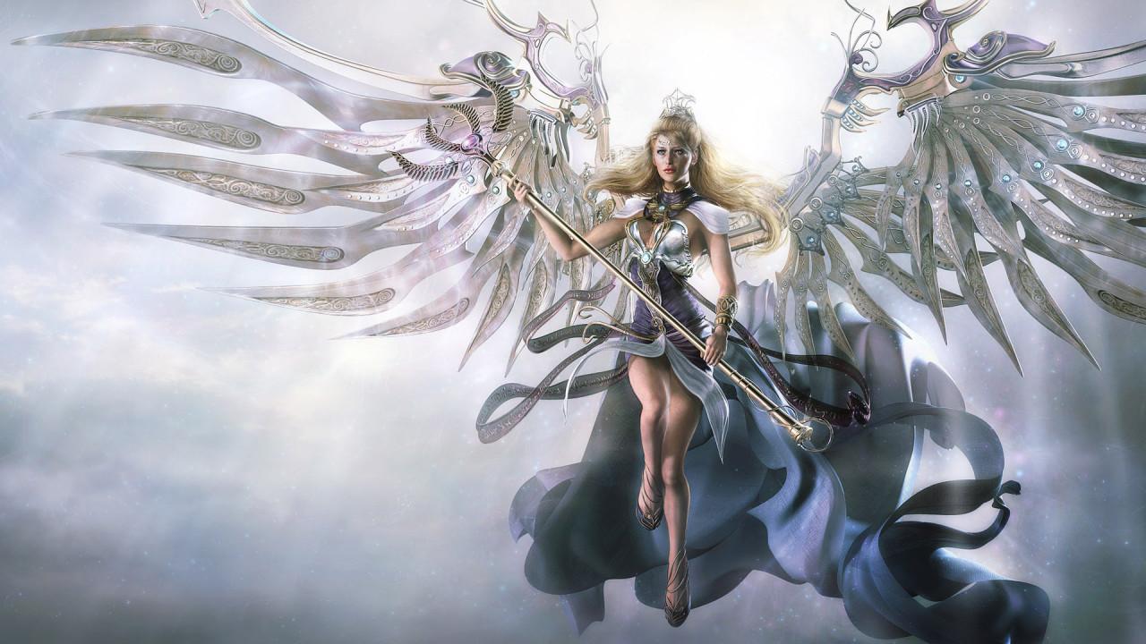 Zastavkicom Pictures 1920X1200 2008 Fantasy Angel Of Darkness