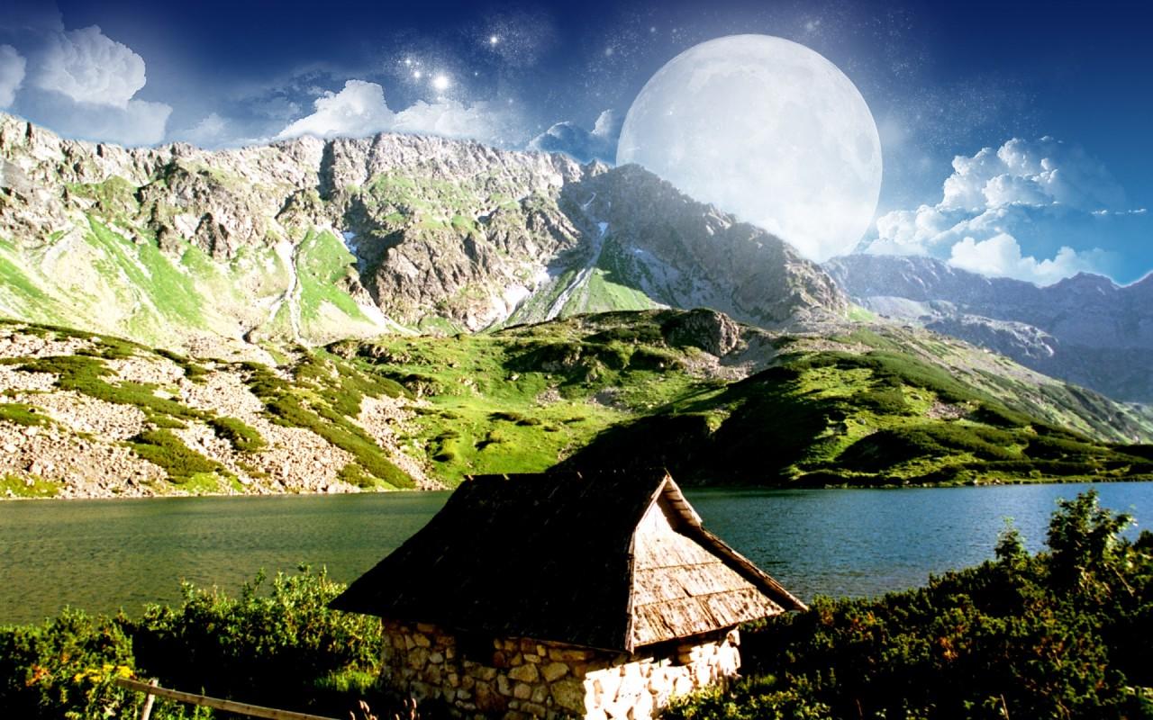 http://www.zastavki.com/pictures/1280x800/2008/Photoshop_Dreamy_mountain_008143_.jpg