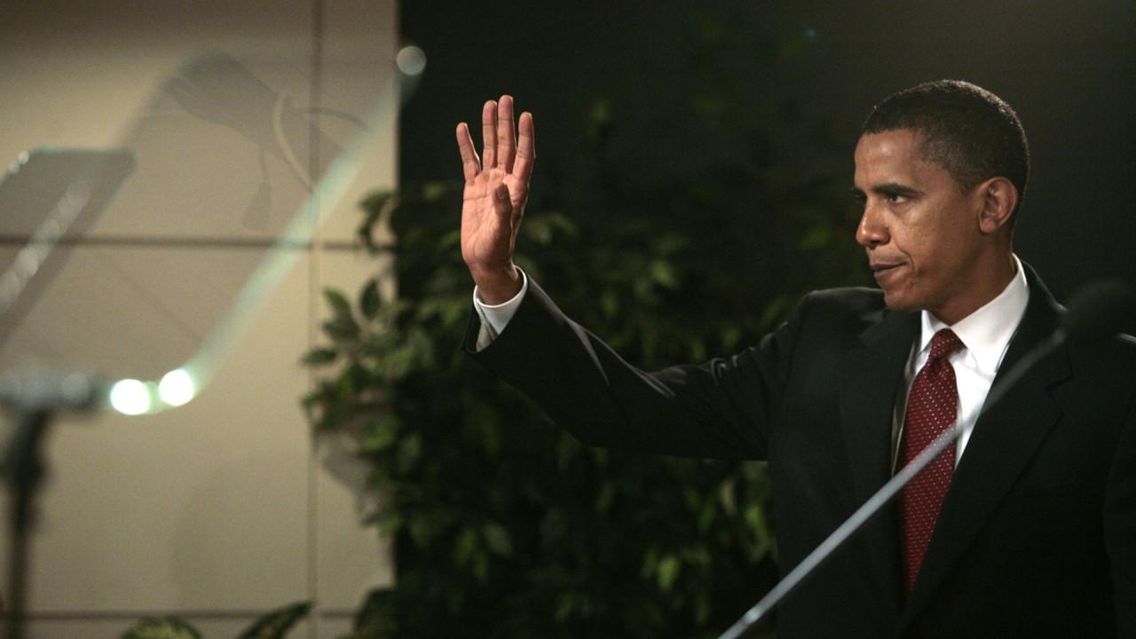 Obama To Speak On Libya, Condemns Violence