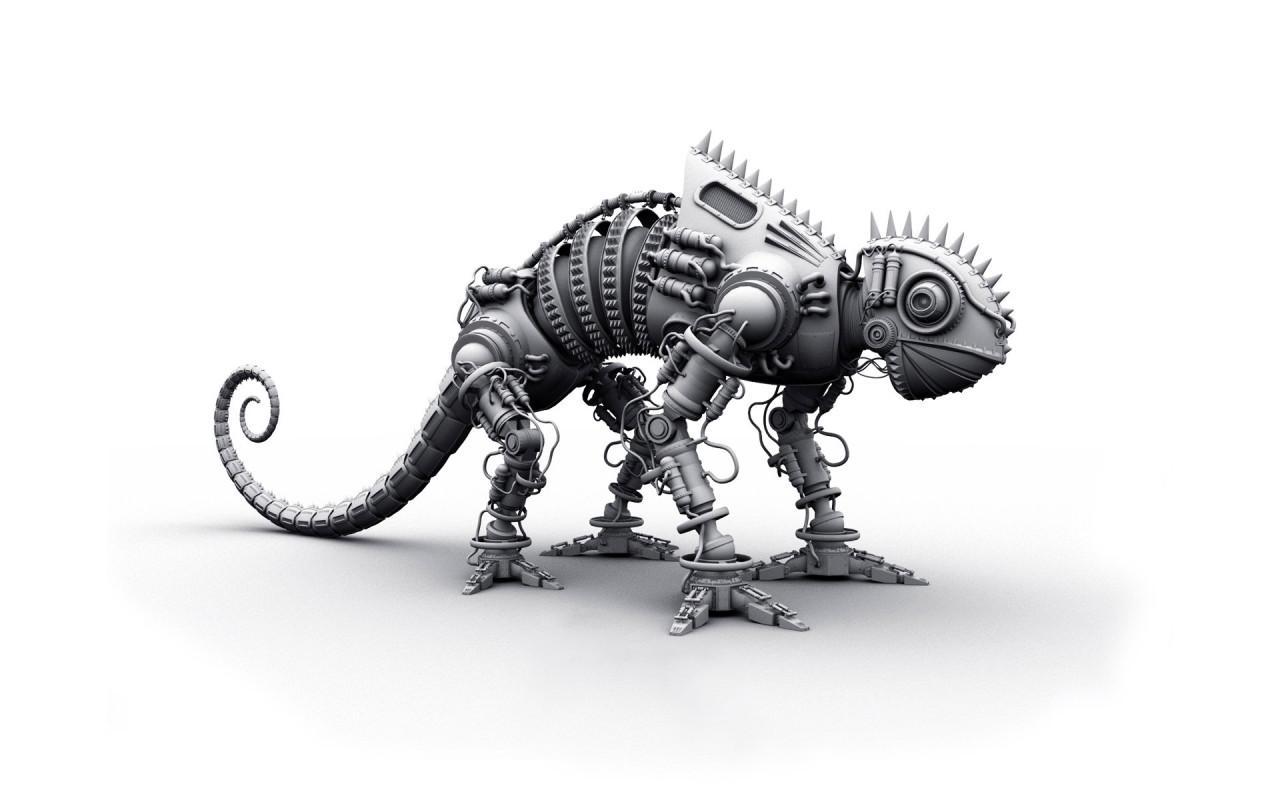 http://www.zastavki.com/pictures/1280x800/2009/3D-graphics_Robot_pangolin_014723_.jpg