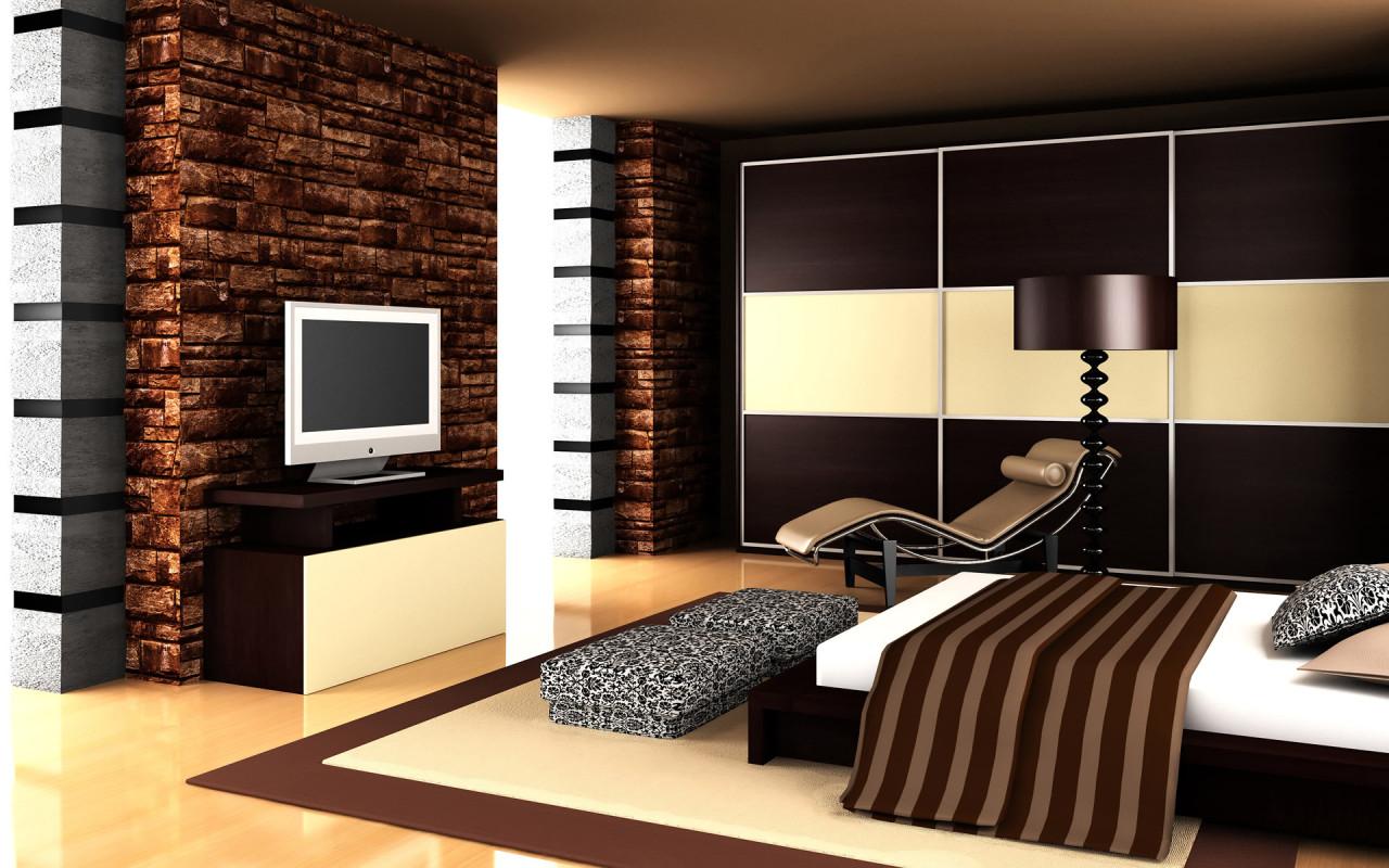 Обои интерьеры современная спальня