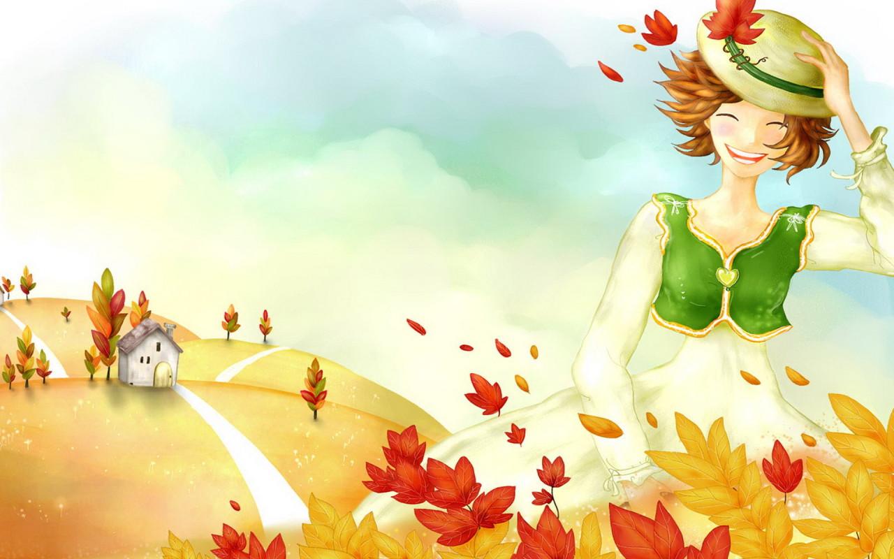 Эмблема на тему осень картинки