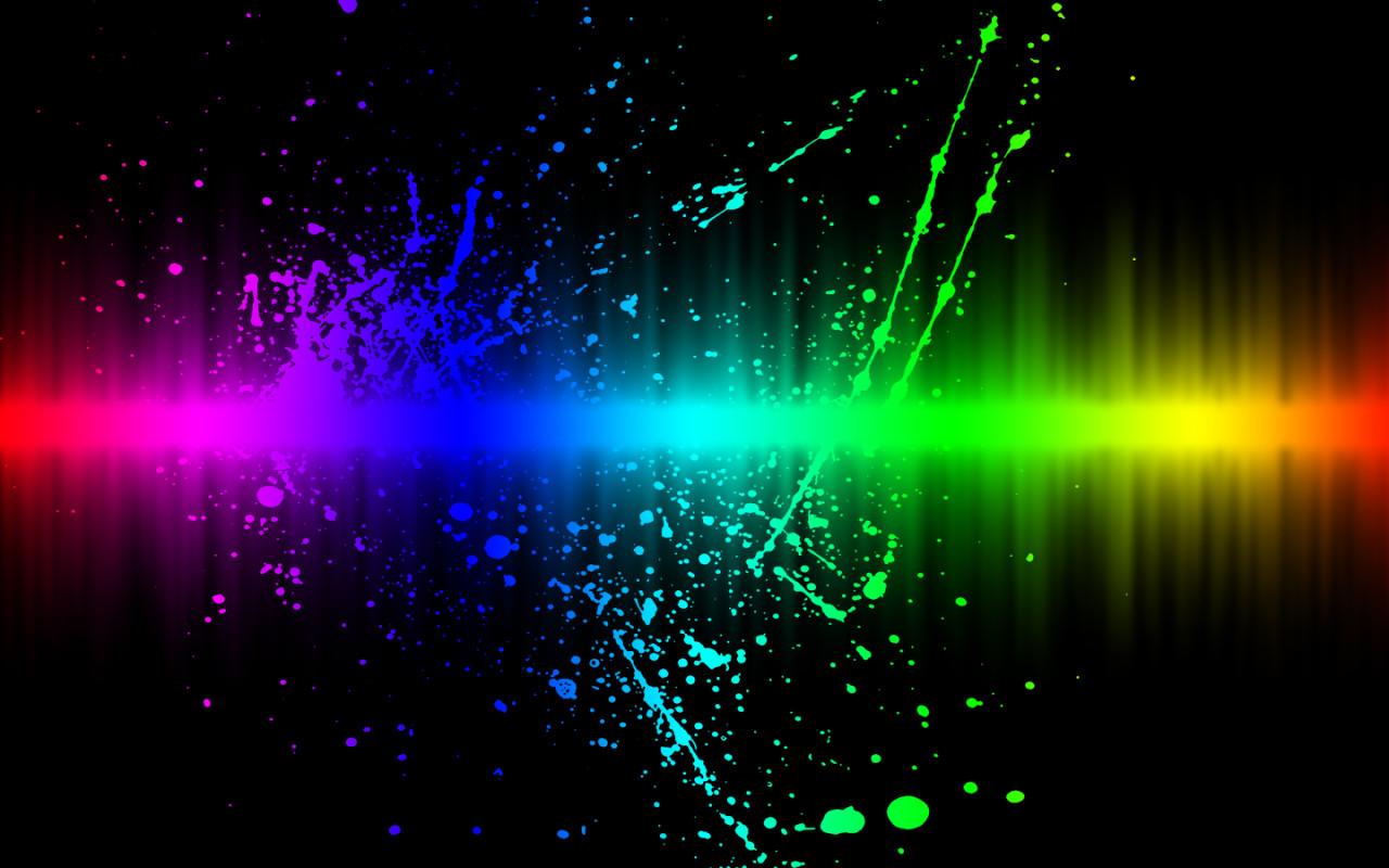 bright paint desktop wallpapers 1280x800