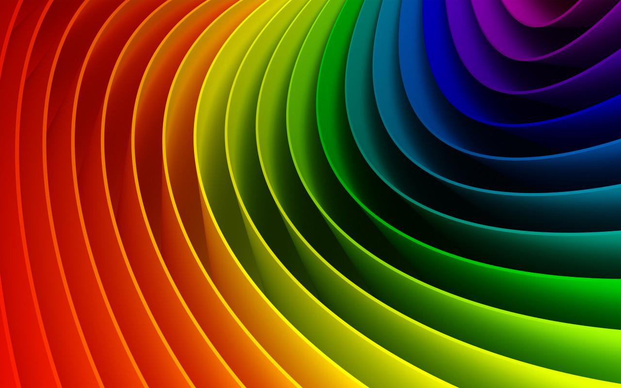 colorful spectrum colors - photo #13