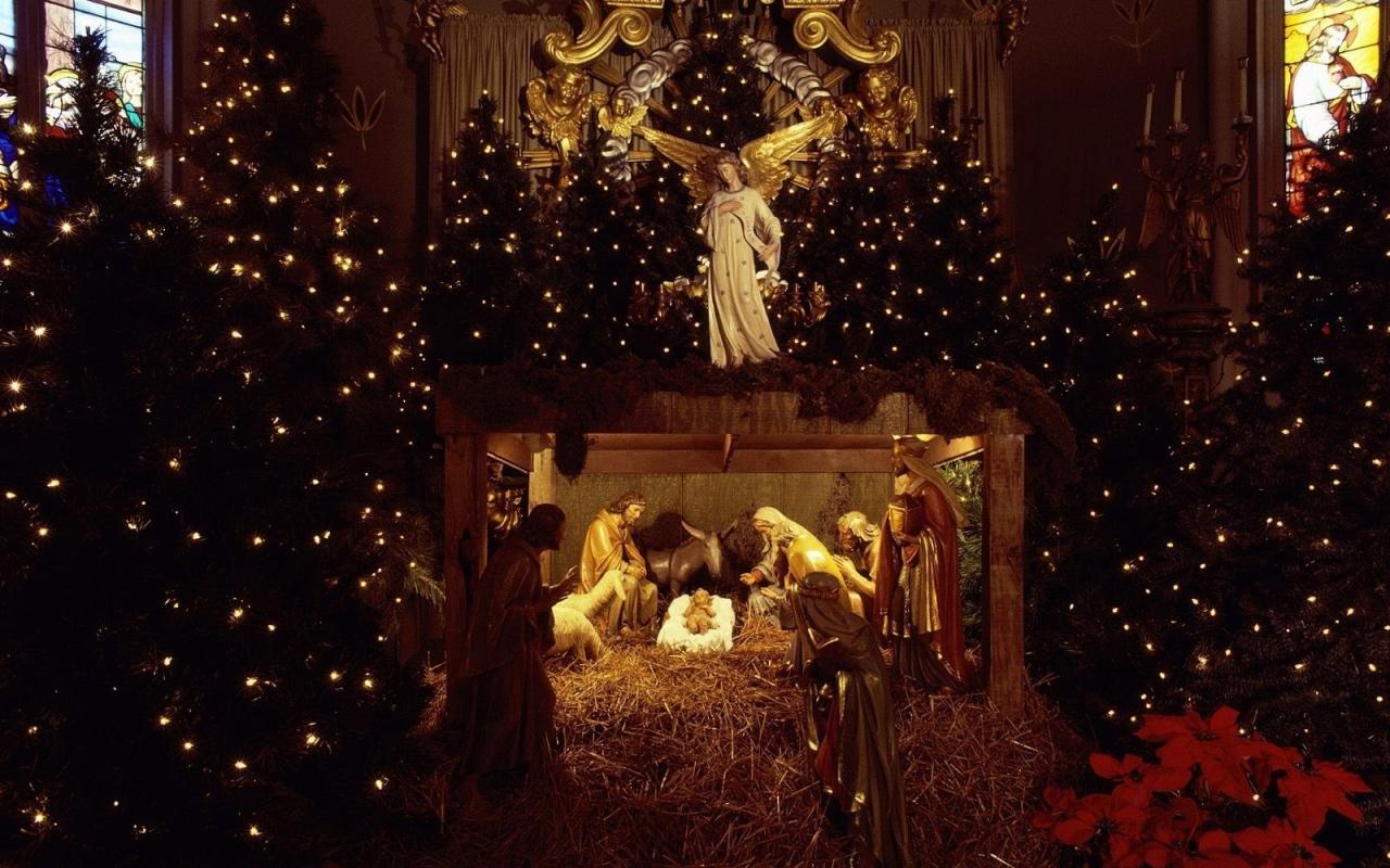 Рождественская елка картинки в православной