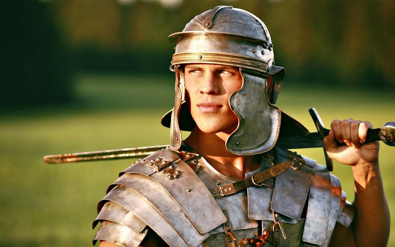 Roman Soldier Desktop Wallpapers 1280x800