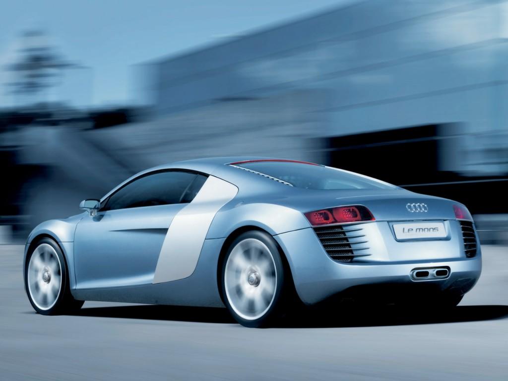 Фото Audi Le Mans / страница 2.