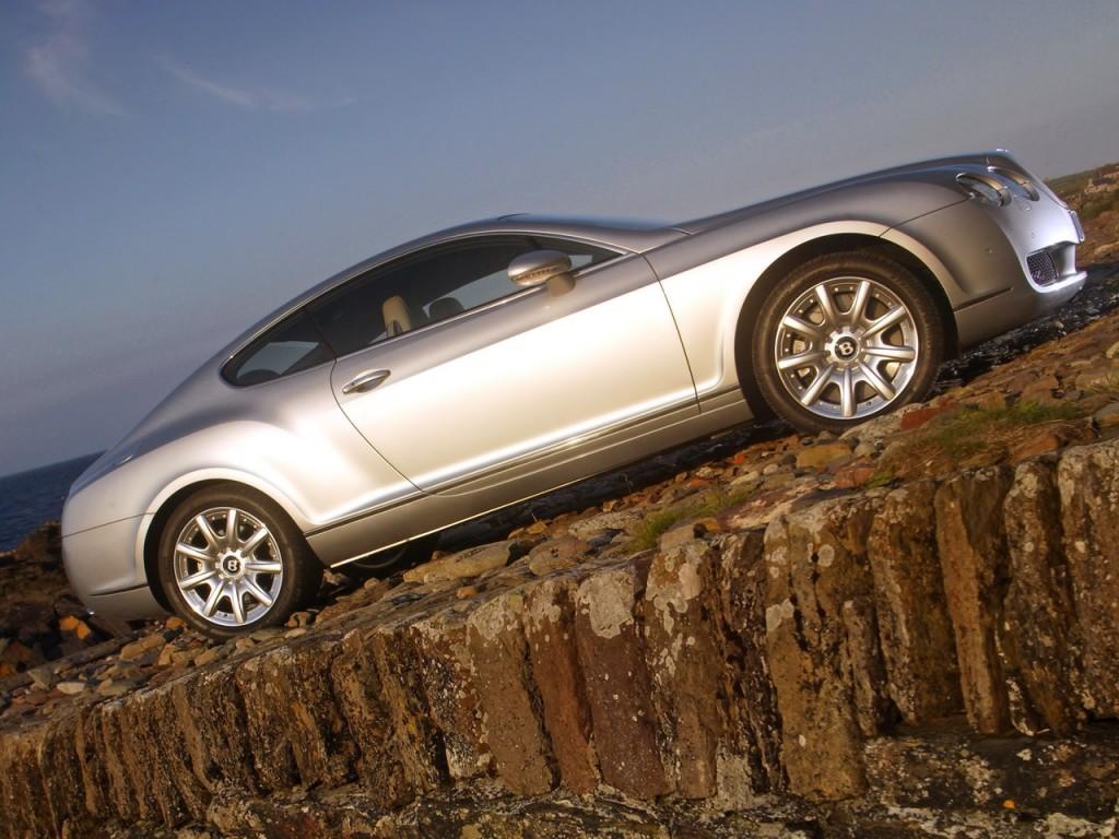Фотографии автомобиля Continental GT…