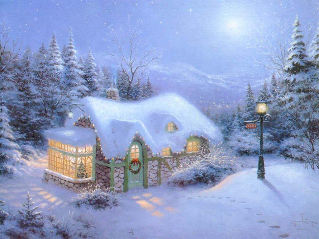 Рождественский картинки на рабочий стол, открытки