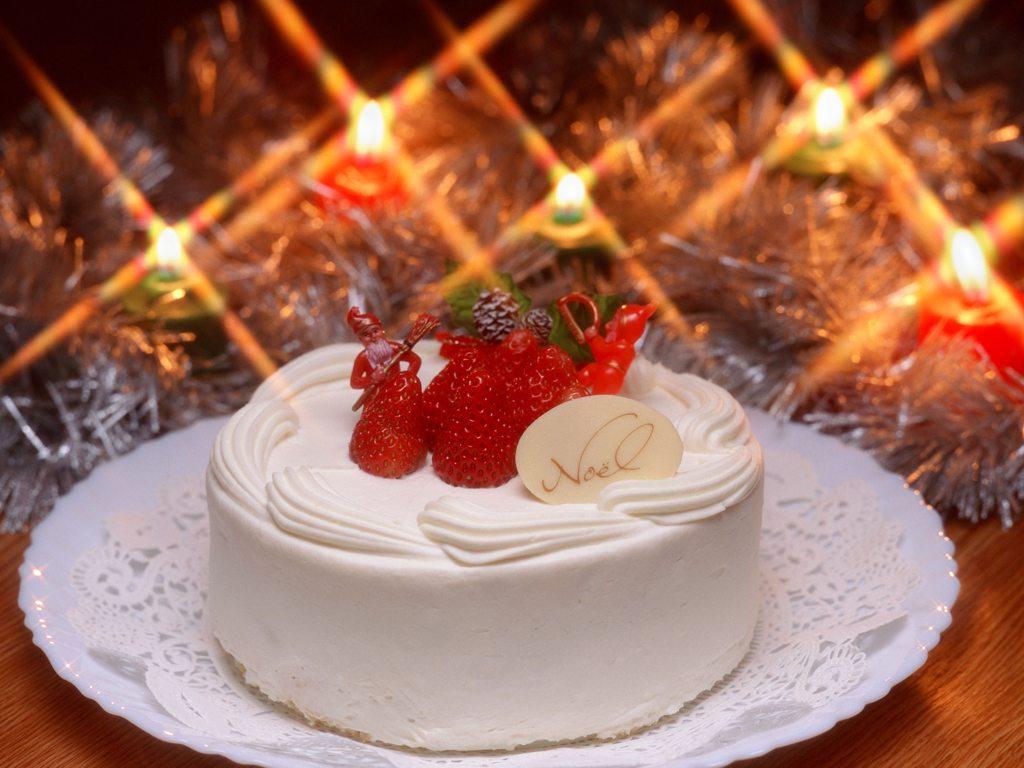 Свечи торт и цветы картинки 7