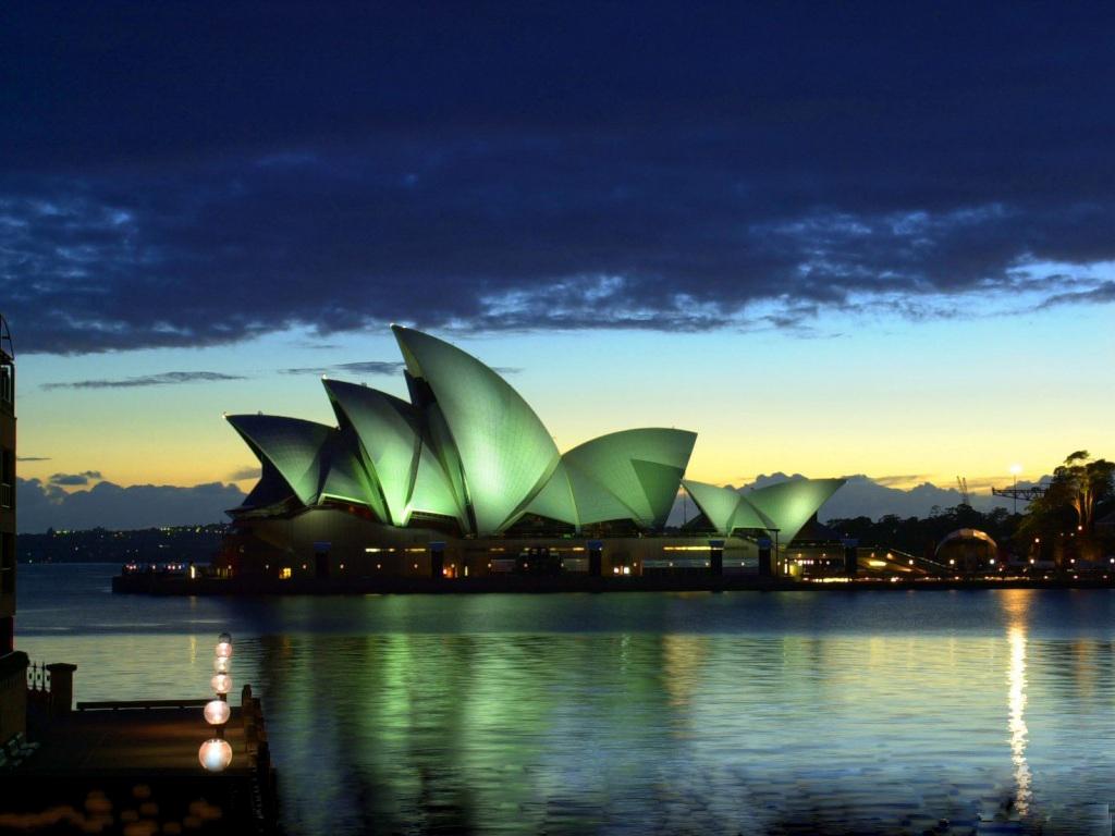Австралия картинки для презентации, открытки новый год