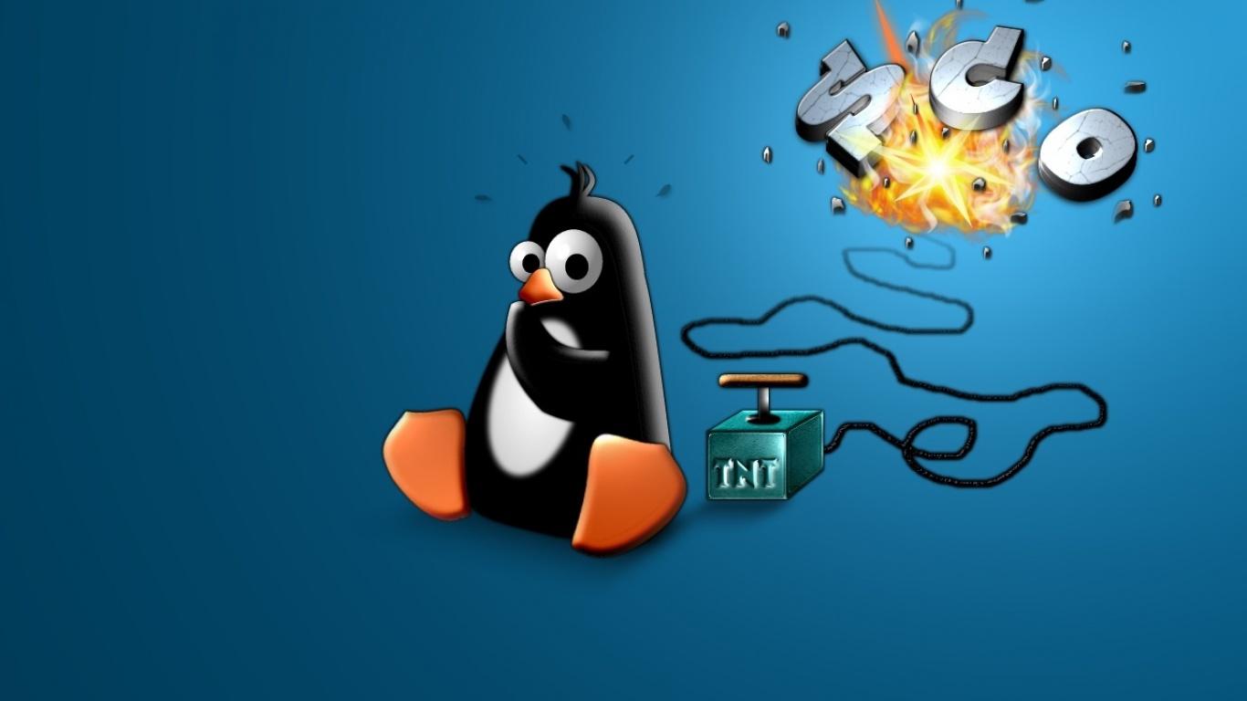 Прикольные картинки линукс
