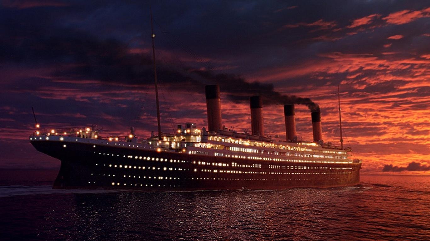 Zastaki.com - Titanic