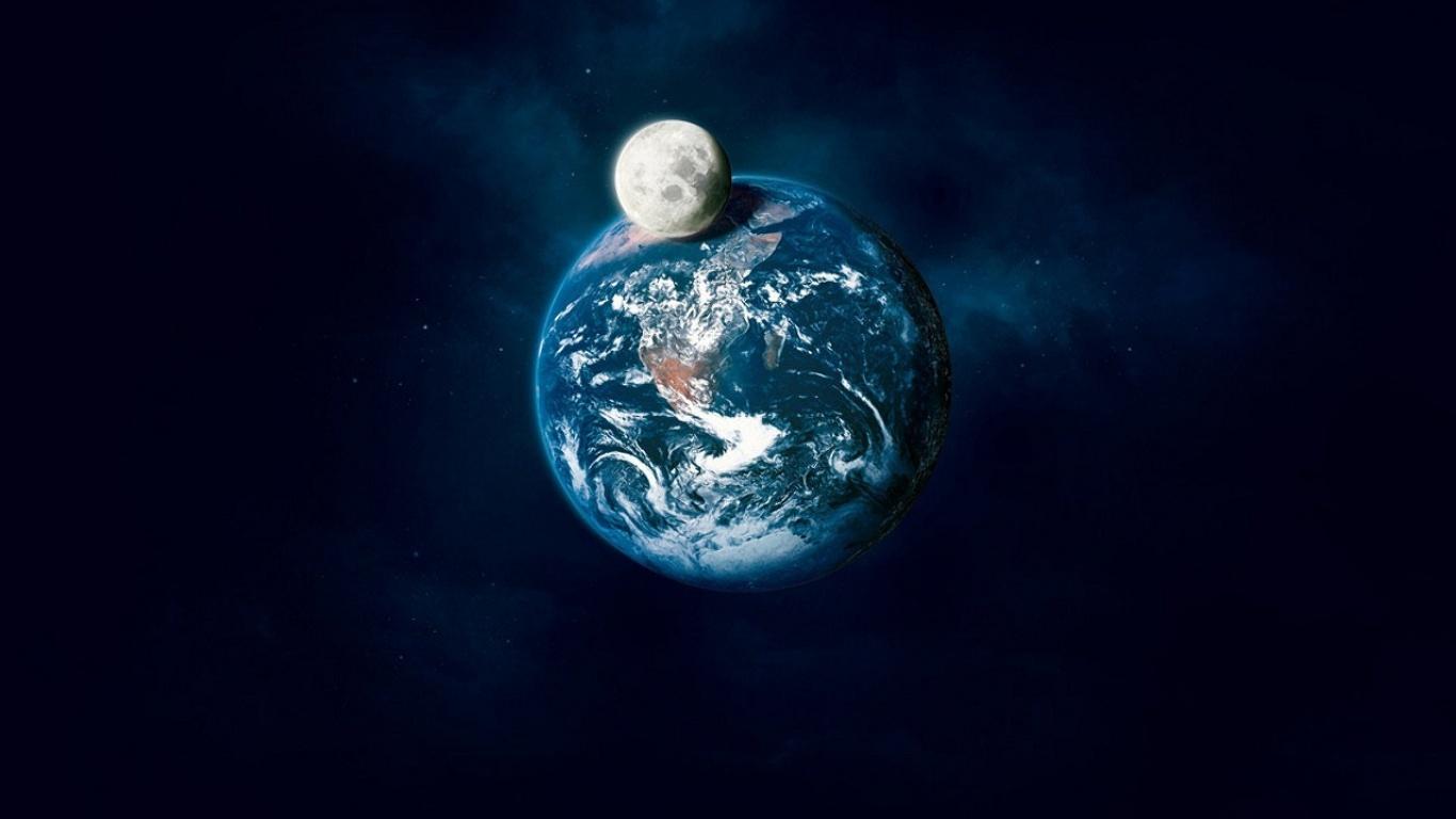 Zastaki.com - Landing moon