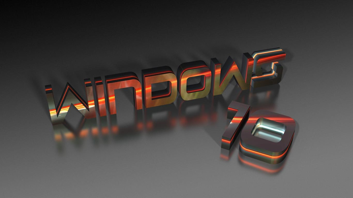3D graphics Caption Windows 10  3D graphics 110771 24