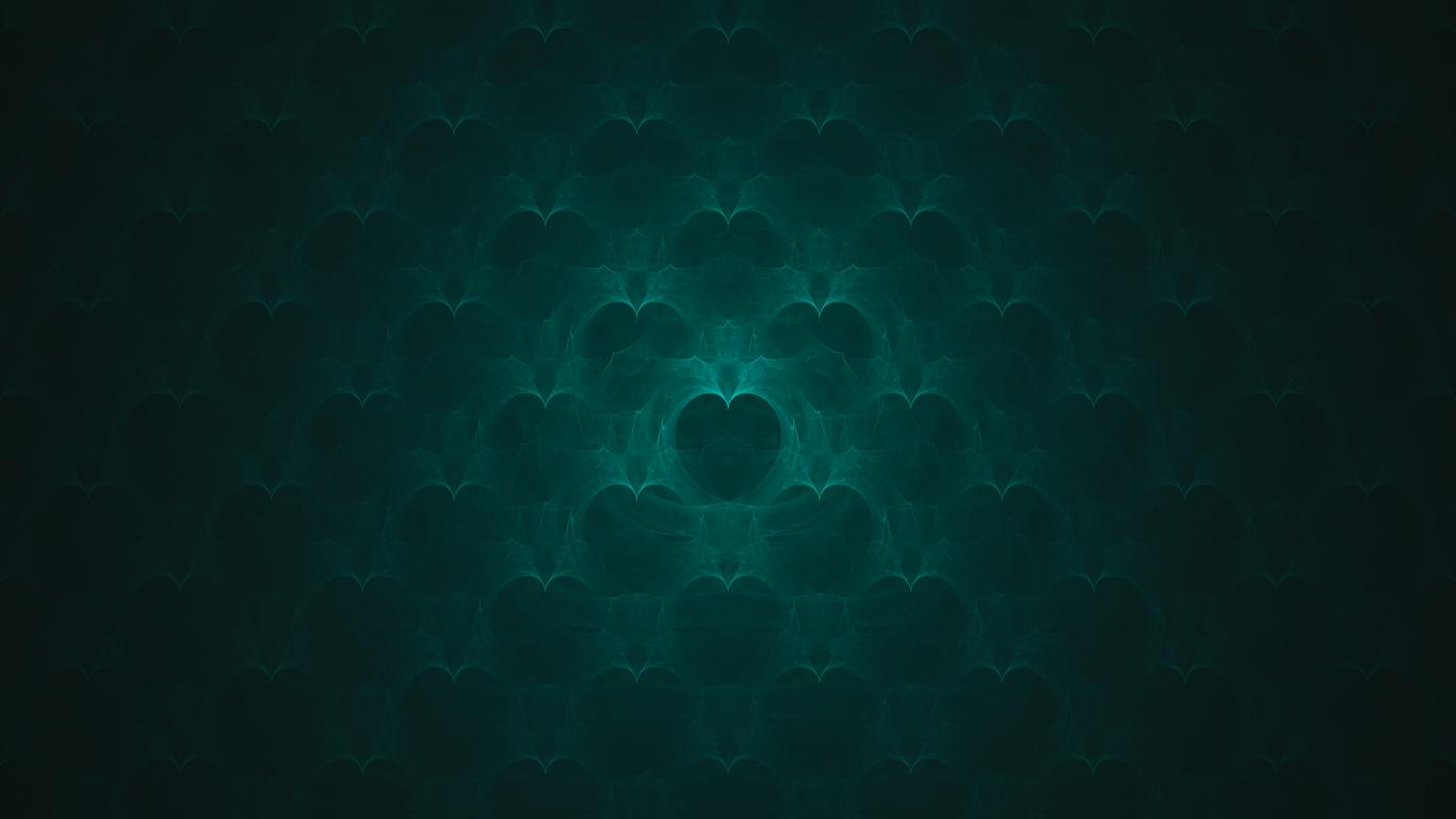 Green Abstract Background Desktop Wallpapers 1366x768