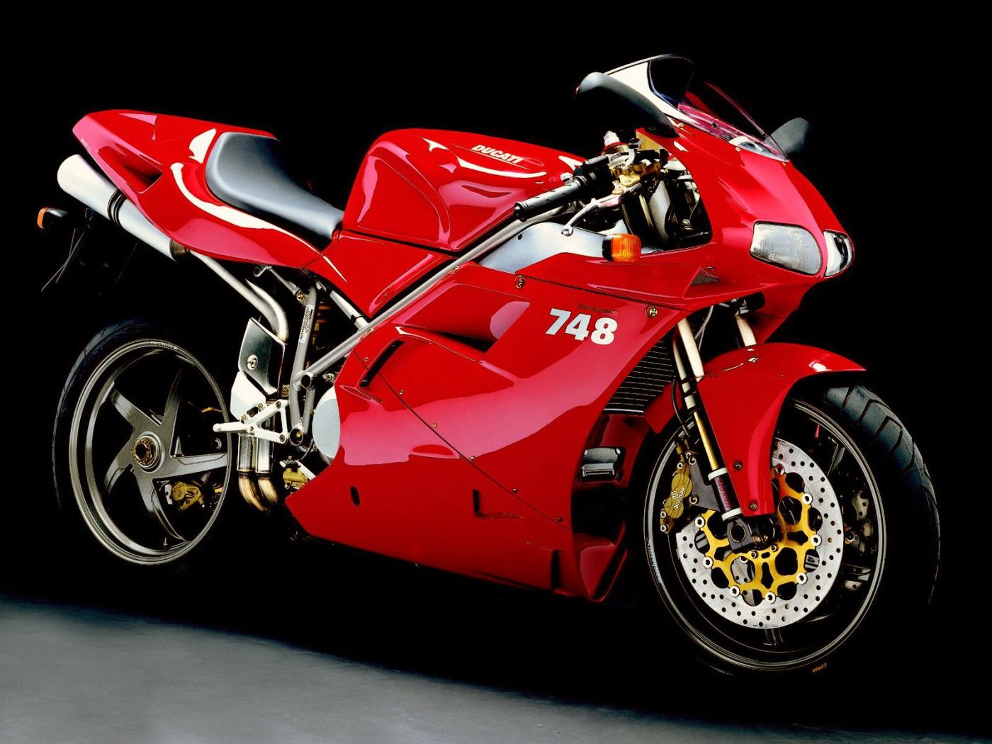 Ducati 748 Desktop Wallpapers 1400x1050