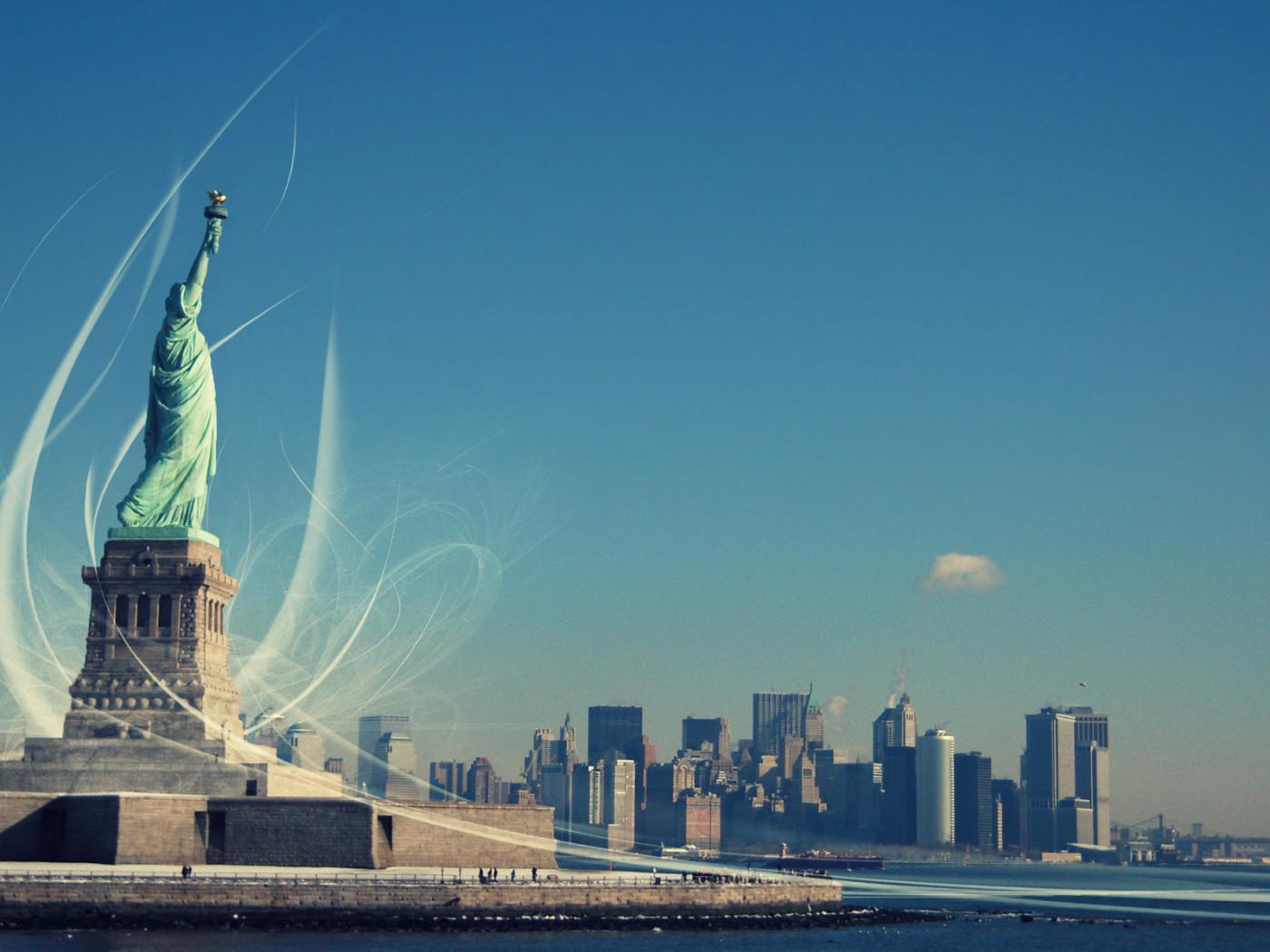 Нью йорк new york обои для рабочего стола