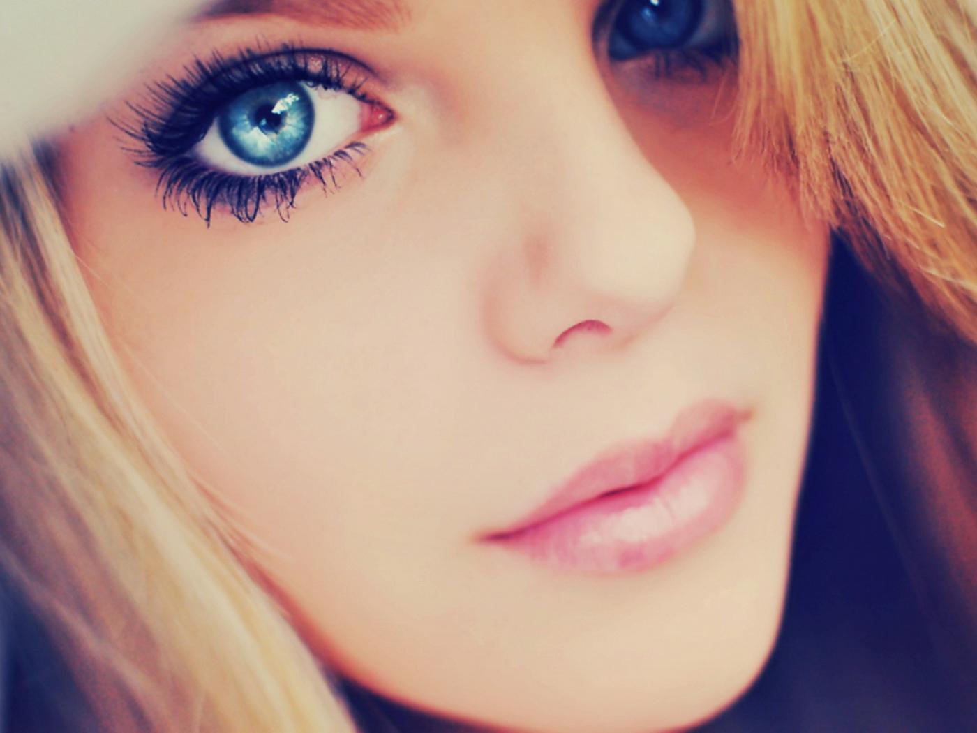 Фото на аву для девушек с красивым лицом