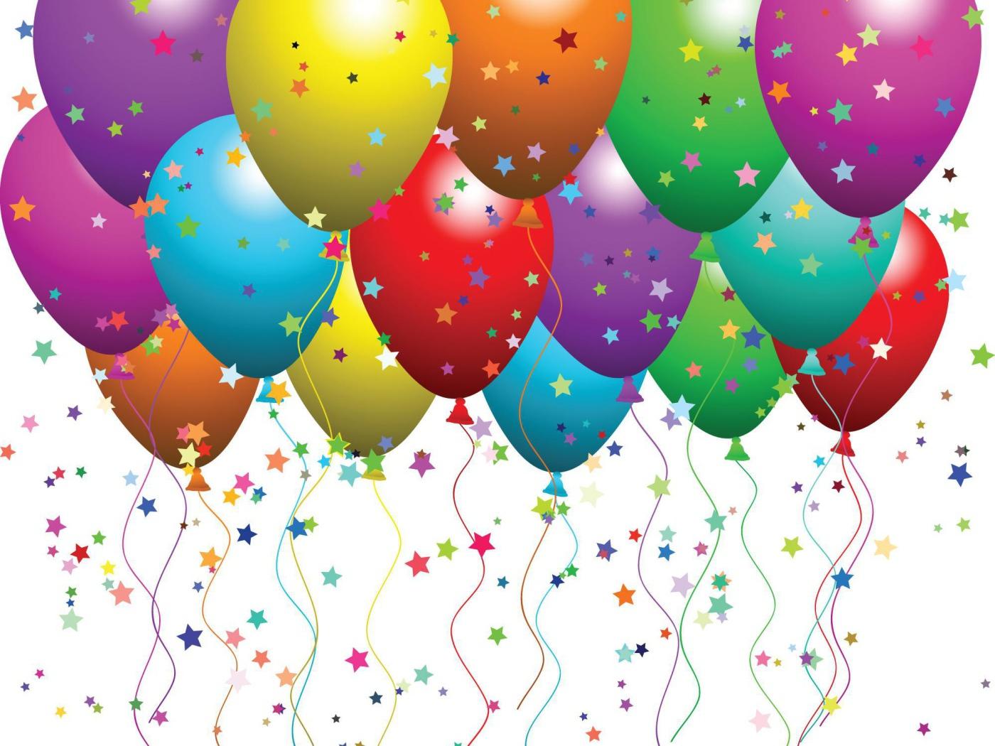 Краски поздравления с днем рождения
