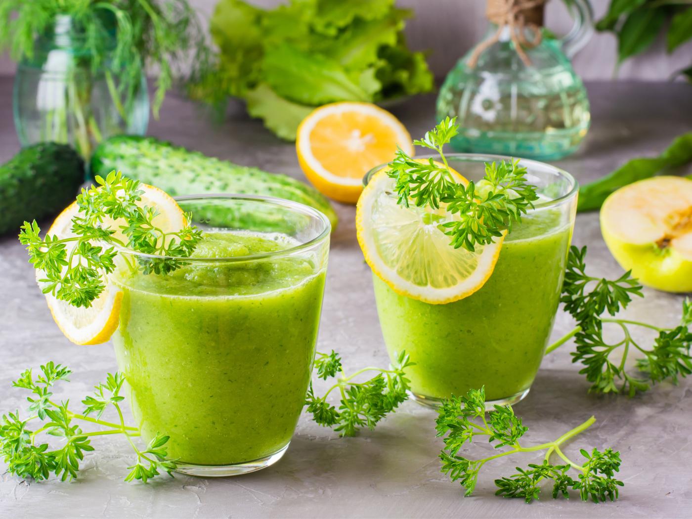 Петрушка И Лимон Для Похудения. Пей и худей. Напитки, которые помогут похудеть даже тем, кто не занимается спортом