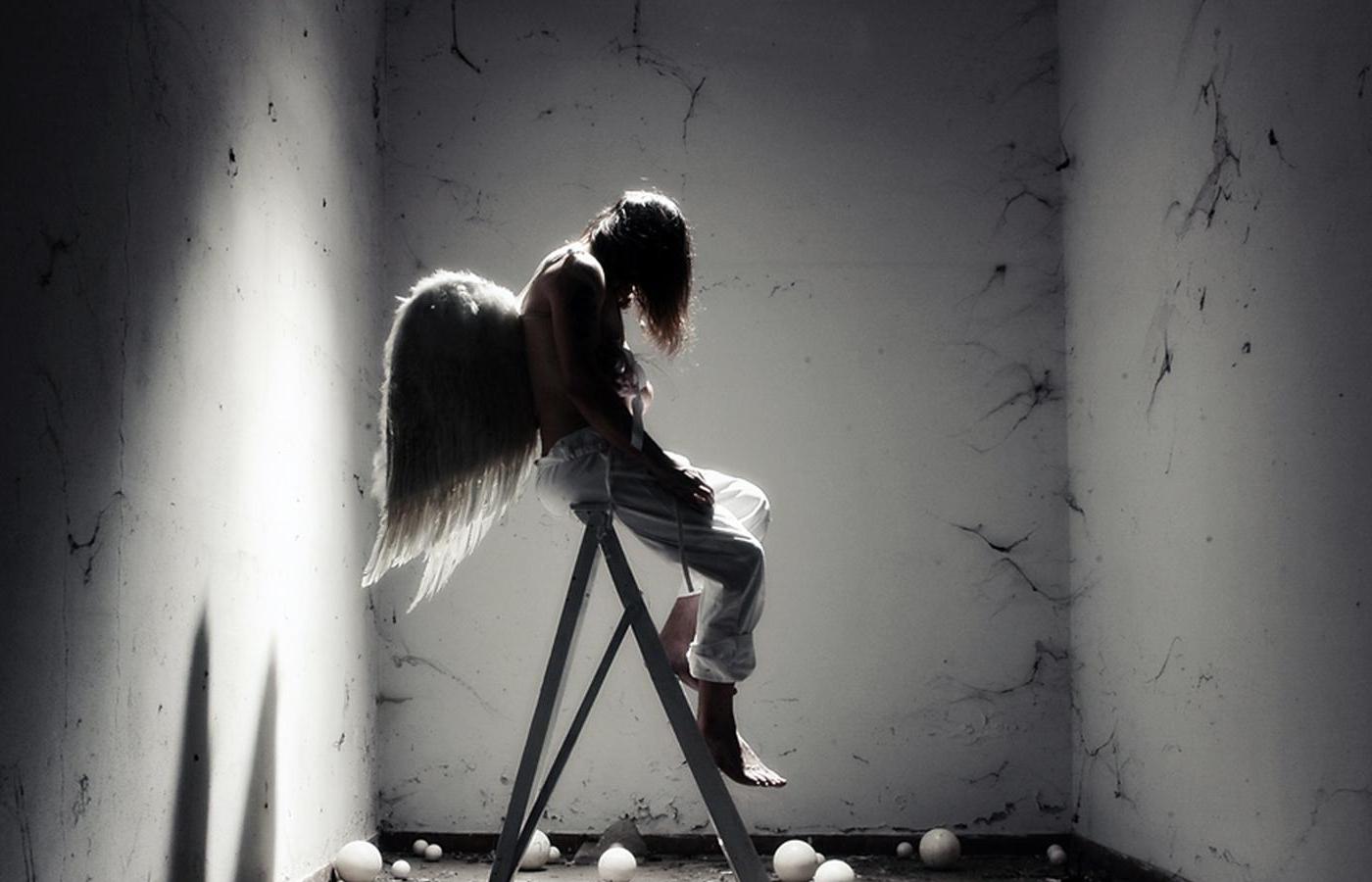 Не ангел картинки