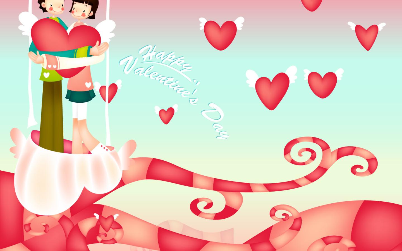 Открытки и рисунки к дню святого валентина