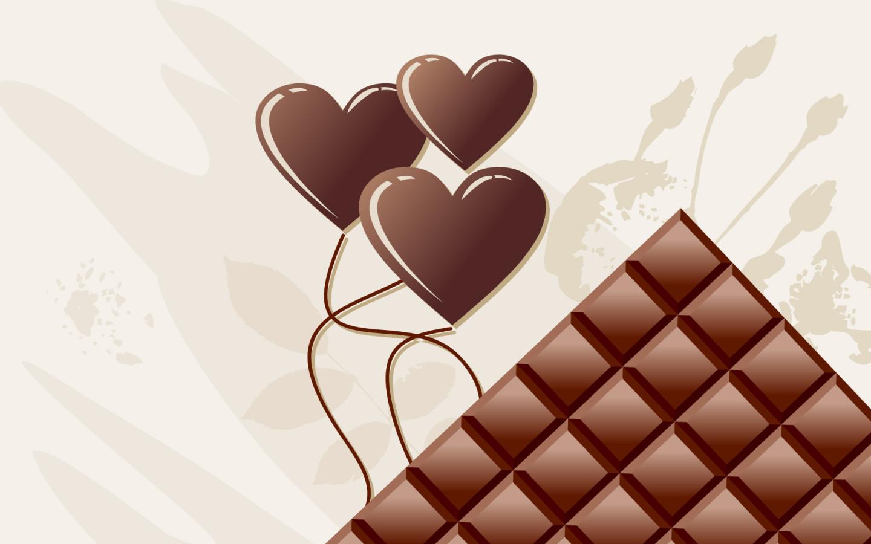 【壁紙】 チョコレートの壁紙 【スイーツ】 - NAVER まとめ