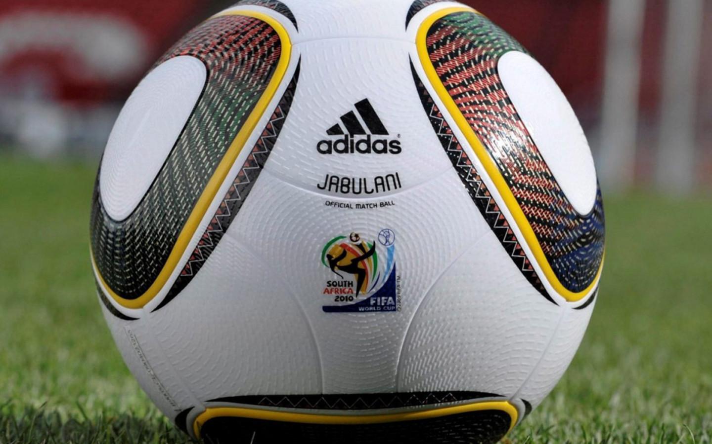 В южноафриканском Кейптауне состоялась презентация официального мяча...