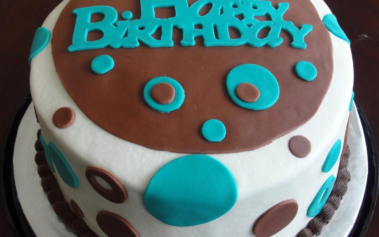 Торты на день рождения своими руками с надписью8