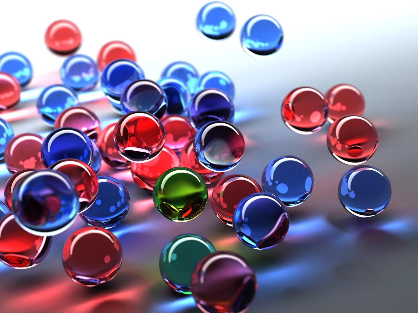3d Bubbles Wallpaper: Color Bubbles Wallpapers And Images