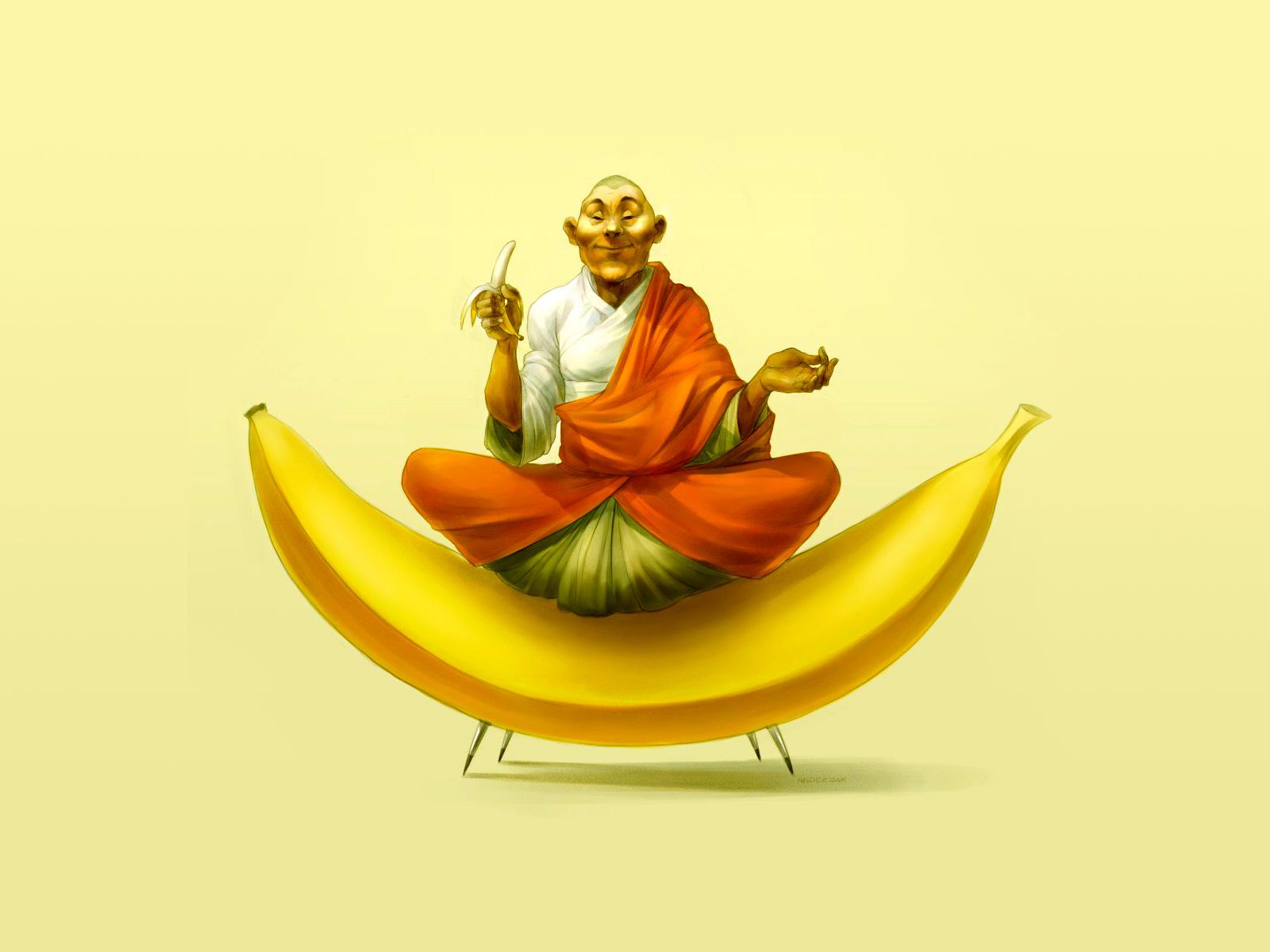 Смешные картинки медитация