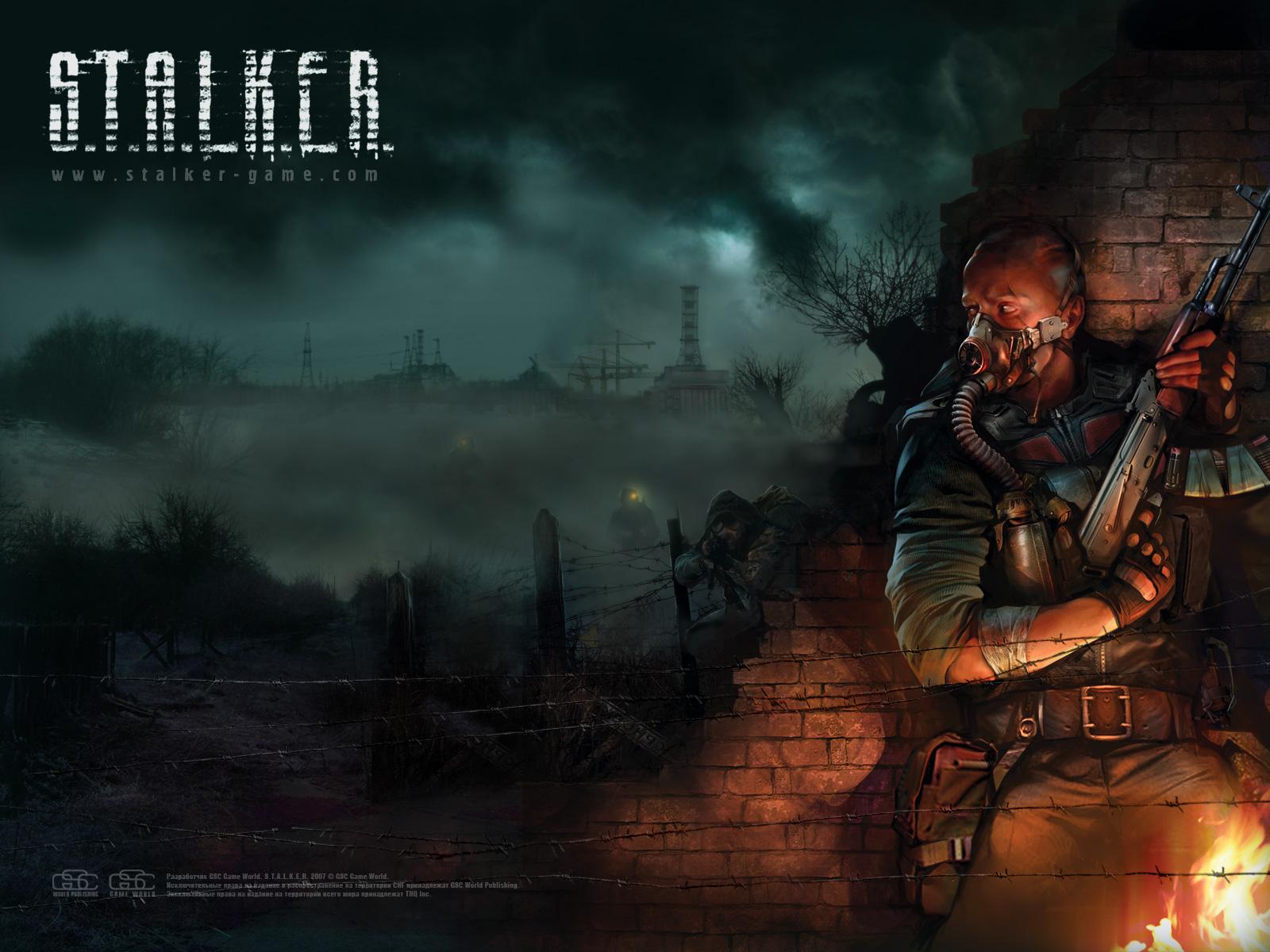 Previous, Games - S.T.A.L.K.E.R. wallpaper
